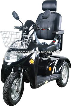 3 wheels electric mobility scooter with CE approved $1455~$1505