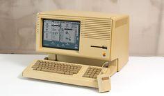 RENOVAÇÃO: Lançado o computador pessoal Apple Lisa 19-01-1983...