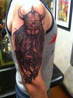 #viking #tattoo
