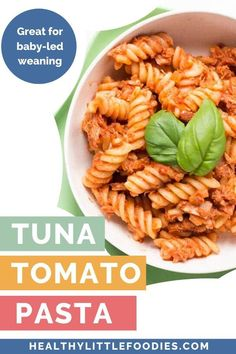 Toddler meals 45317539989198580 - Tuna tomato pasta is a great budget family meal enjoyed by kids of all ages. Great for baby-led weaning too. Source by Pasta For Toddlers Recipes, Healthy Pasta Recipes, Healthy Pastas, Baby Food Recipes, Seafood Recipes, Toddler Recipes, Dinner Recipes, Tuna Tomato Pasta, Tomato Pasta Recipe