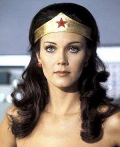 Linda Carter...Wonder woman