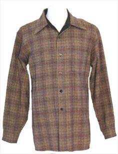 Pendleton 1960s Vintage Wool Shirt $45