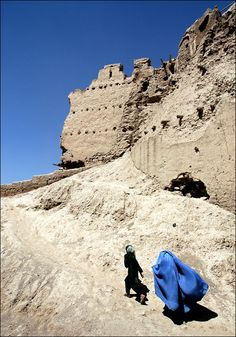Ghazni City Wall - ghazni, Ghazni . Afghanistan