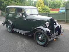 Ford Model Y four door saloon 1939
