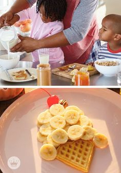 We have some simple tricks up our sleeve to help you get those kids fed and out the door—with smiles on their faces and nutrients in their bellies. Discover 15 of our festive and fun Easy-Pleasy Breakfast Ideas.