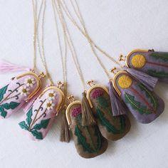 A Stitch In Time • lustik: Embroidery Artist: Yumiko Higuchi. ...