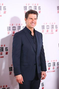 Go see MI fallout now playing.Go watch today☺☺👍👍📹🚁🚁✈✈ Tom Cruise Smile, Tom Crusie, Joker Heath, Evolution Of Fashion, Mission Impossible, Beijing China, Top Gun, Best Model, Male Fashion