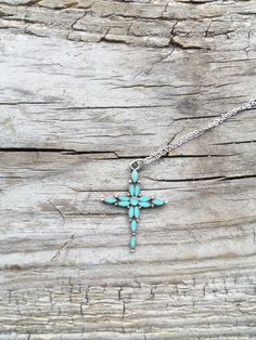 Vintage Turquoise and Sterling Silver by bettyrayvintage on Etsy, $65.00