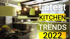 if you are planning to remodel your kitchen, you would like to know what are the latest trends in kitchen design 2022, so in this video, we will get acquainted with the latest kitchen trends 2022, kitchen designs, Modern kitchens 2022, kitchen colors, kitchen remodeling, kitchen design ideas, kitchen cabinets, modern kitchen design ideas 2022, kitchen trends 2022, home interior design, kitchen interior design, kitchen backsplash and more Latest Kitchen Trends, Latest Kitchen Designs, Latest Trends, Modern Kitchens, Modern Kitchen Design, Interior Design Kitchen, Kitchen Backsplash, Kitchen Cabinets, Design Trends