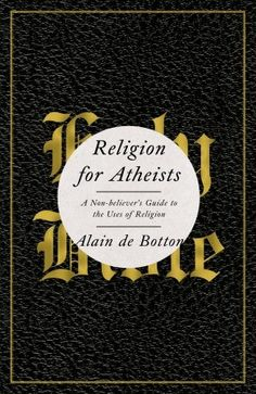 Resultado de imagen de religion atheist alain botton