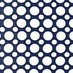 Robert Kaufman Spot On Mixed Dot Navy [RK-EZC-12871-9-Navy] - $6.95 : Pink Chalk Fabrics is your online source for modern quilting cottons and sewing patterns., Cloth, Pattern + Tool for Modern Sewists