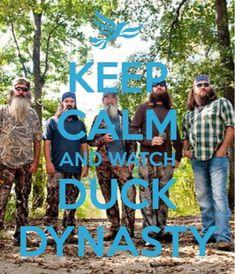 Duck dynasty :)