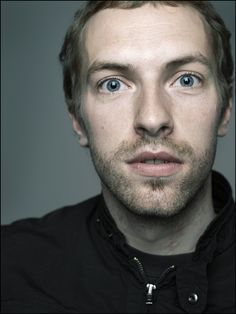 Chris Martin of the band Coldplay - Enneagram Type 9