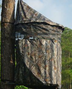 Diy Deer Blind Plans Post What You Have Texas