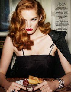Alexina Graham for Madame Figaro France November 2014