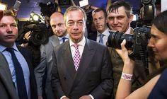 Nigel Farage Ukip Eu Referendum politics Brexit speech
