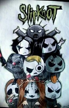 "Deberías leer "" The Crazy Slipknot Adventures <3 "" en #Wattpad #fanfic"