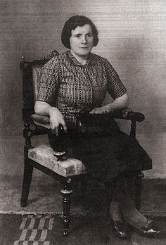 Karolina Juszczykowska, Poland - The Polish woman who was executed for hiding two Jews in her home. #WomensDay #wmnhist