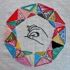 Stitching inspiration