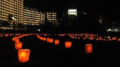 2010/10/16 キャンドルイルミネーション, 白良浜, 南紀白浜, 和歌山県 / Candle illumination, Shirarahama Beach, Nanki Shirahama, Wakayam