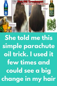 She told me this simple parachute oil trick. I used it few times and could see a big change in my hair In a pan add 3 tbsp coconut oil, I use simple parachute coconut oil Add 1 tbsp olive oil Add 1 tbsp mustard oil Add 5-6 curry leaves Put in on low flame for few minutes Let it cool a little bit and then apply it on you scalp Massage your scalp for 10 -15 …