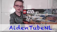 Lego Star Wars Rebel U-Wing Fighter building & review