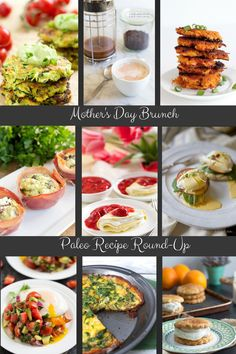 paleo Mother's Day Brunch roundup