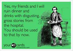 hospital humor