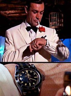 Jame Bond Submariner
