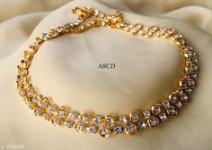 Anklets & Toe Rings Trendy Alloy Women's Anklet  *Material* Alloy   *Size* Free Size   *Description* It Has 1 Pair Of Anklet   *Work* Stone & Beads Work  *Sizes Available* Free Size *   Catalog Rating: ★4 (471)  Catalog Name: Stylish Women's Alloy Stone & Beads Work Anklet CatalogID_127324 C77-SC1098 Code: 811-1046988-