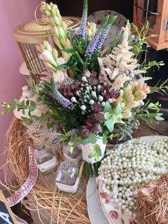 Ramo de novia vintage  Diseños propios  Flores de Mallorca
