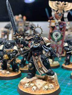 Warhammer 40k Figures, Warhammer Models, Warhammer 40k Miniatures, Warhammer 40000, Eternal Crusade, Miniaturas Warhammer 40k, Imperial Fist, Minis, Mini Paintings
