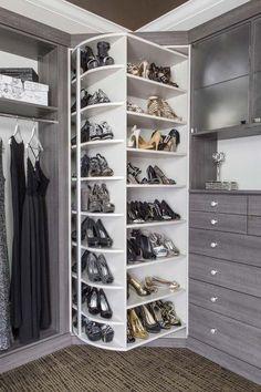 Ins/Reach Ins — Closet Envy Designs - Claire C. Walk Ins/Reach Ins — Closet Envy Designs -Walk Ins/Reach Ins — Closet Envy Designs - Claire C. Walk Ins/Reach Ins — Closet Envy Designs - Open Wardrobe, Wardrobe Room, Wardrobe Design Bedroom, Wardrobe Furniture, Diy Wardrobe, Master Bedroom Closet, Master Bedrooms, Small Walk In Wardrobe, Wardrobe Interior Design