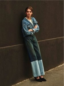 Model Isabella Andersson - the Fashion Spot