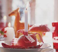 Deko zum Anbeißen - Tische herbstlich dekorieren 5 - [LIVING AT HOME]