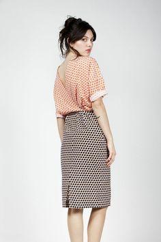 Latest womens fashion found at www.originalbloom.com #kickpleat v. Honey Kennedy