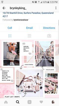 33 Ideas De Instagram Puzzle Disenos De Unas Feeds Instagram Diseño De Redes Sociales
