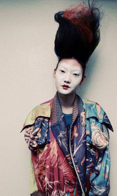 Tigi Does Vivienne Westwood | Beauty | HUNGER TV