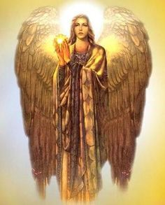 Archangel Uriel -- Alchemy, divine magic, earth changes, problem solving, spiritual understanding, studies, tests, and students, weather, writing.
