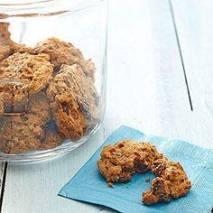 Carrot Raisin Cookies