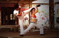 Martial Arts - Capoeira