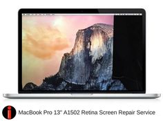 """SAVE 10% NOW! We Specialize In Cracked Damaged Retina Screen Repair for MacBook Pro 13"""" A1502 #Apple"""