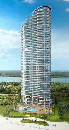 New Luxury Miami Condos | The Ritz-Carlton Residences | Sunny Isles Beach | Photo Gallery