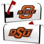 Oklahoma State Cowboys Mailbox Cover