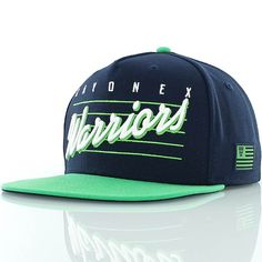 k1x warriors snapback cap