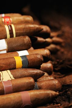 #18 Smoke a good cuban cigar