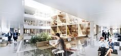 Gallery - Arkitema Architects Selected to Design New Offices for Danish Government Agency - 2
