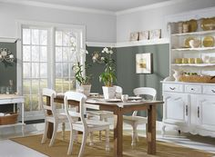 Dining Room Decor Gray benjamin moore audubon russet. this is actually my kitchen | our