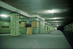 Artikel: Berlins verlorene Geisterbahnhöfe S-Bahnhof Unter den Linden
