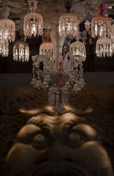 Baccarat Crystal Chandelier